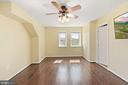 Bedroom with En Suite - 2617 S KENMORE CT, ARLINGTON
