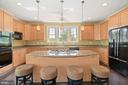 Kitchen - 2617 S KENMORE CT, ARLINGTON