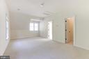 Studio Apartment over Garage - 1351 BLAIRSTONE DR, VIENNA
