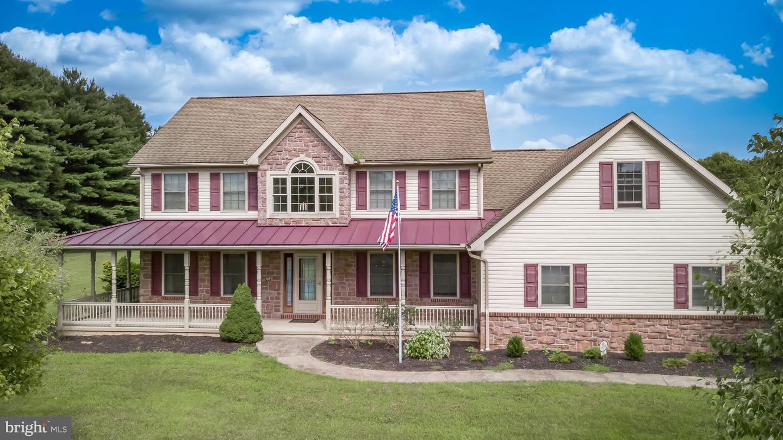 Single Family Homes pour l Vente à Mohnton, Pennsylvanie 19540 États-Unis