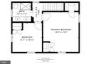 2 closets in primary BR, updated bath, double sink - 3616 ARLINGTON BLVD, ARLINGTON