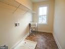 Upper Level Laundry - 41868 PADDOCK GATE PL, ASHBURN