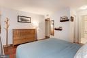 Master Bedroom - 7758 NEW PROVIDENCE DR #10, FALLS CHURCH