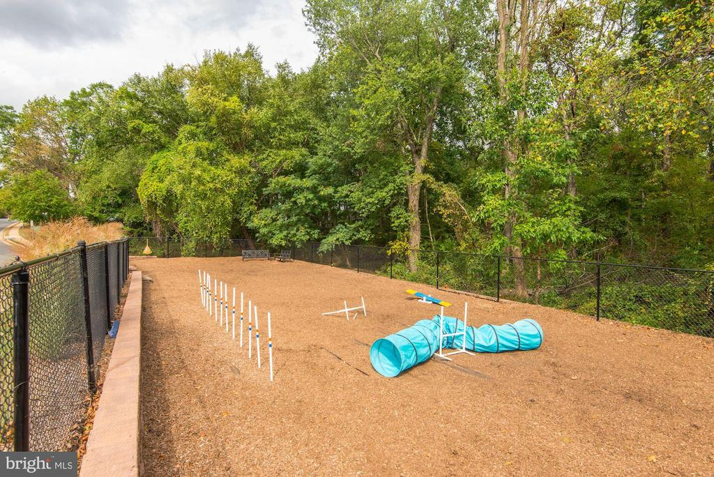 Community Dog Park & Dog Run - 7758 NEW PROVIDENCE DR #10, FALLS CHURCH
