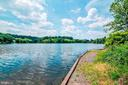 Fairview Park Lake - Live Right by the Lake! - 7758 NEW PROVIDENCE DR #10, FALLS CHURCH