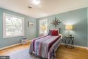 Bedroom  3 fits a king size bed - 10832 MIDDLEBORO DR, DAMASCUS