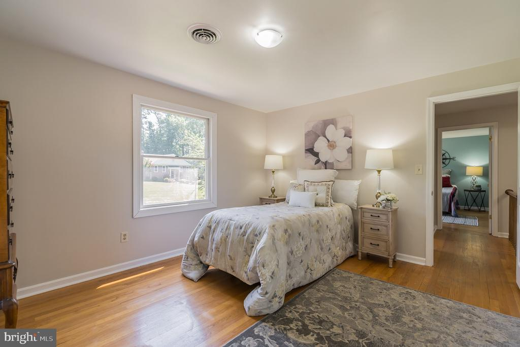 Bedroom 1,  natural light in all the bedrooms - 10832 MIDDLEBORO DR, DAMASCUS