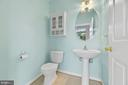 Half Bath - 20232 SENECA SQ, ASHBURN