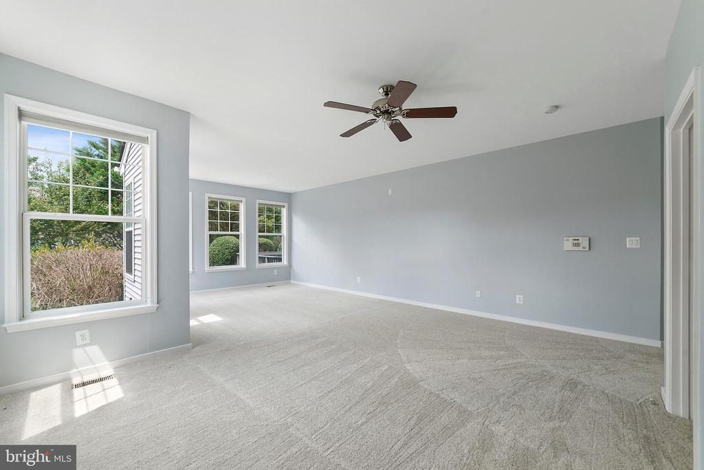 Master first floor Bedroom - 26235 OCALA CIR, CHANTILLY