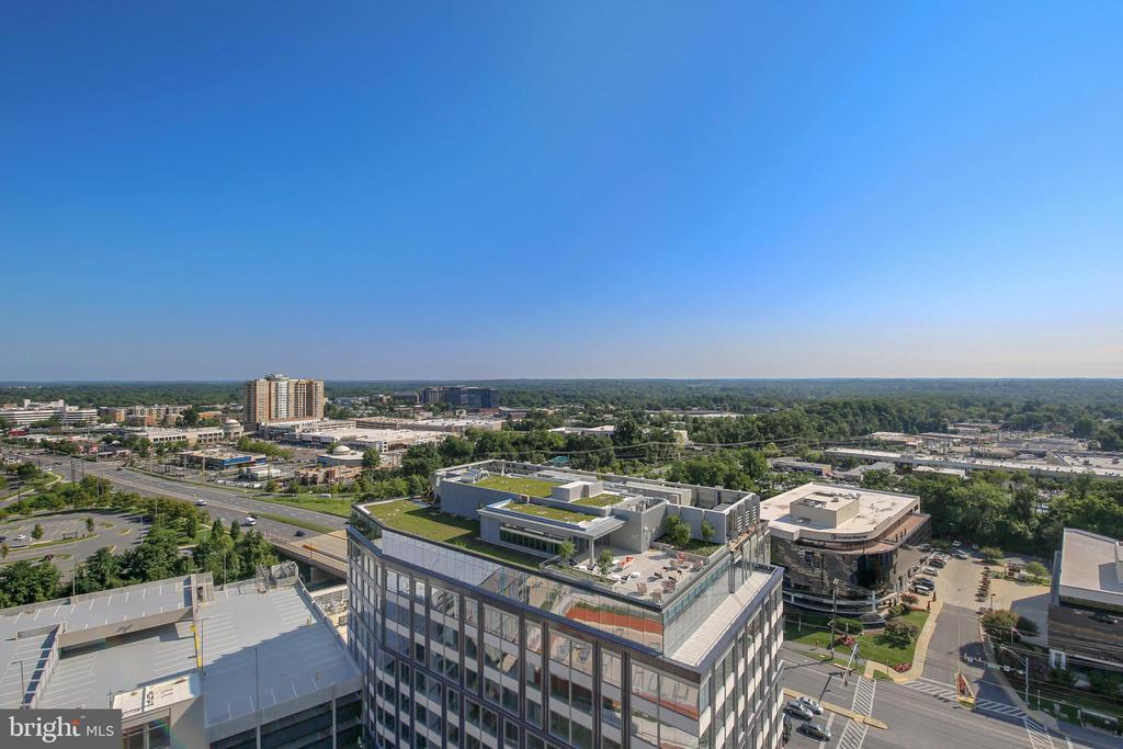 Panoramic Roof Top Views - 930 ROSE AVE #1101, NORTH BETHESDA