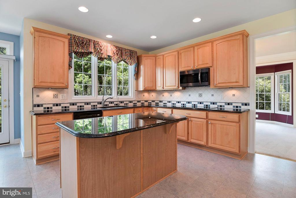 Chef's Kitchen - 11308 KNIGHTS LANDING CT, LAUREL