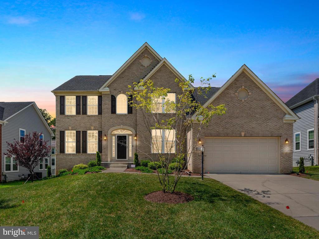 Single Family Homes per Vendita alle ore Bowie, Maryland 20720 Stati Uniti