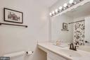 Master bath 1 - 1643 S HAYES ST #2, ARLINGTON