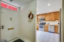 Foyer - 1643 S HAYES ST #2, ARLINGTON