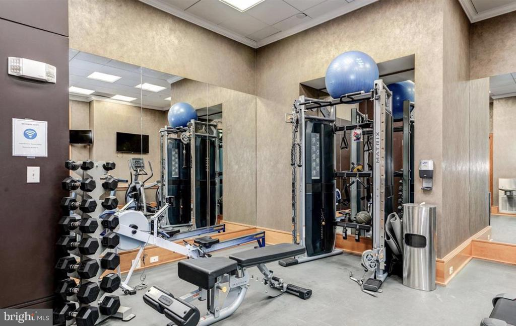 Exercise Room - 3625 10TH ST N #408, ARLINGTON