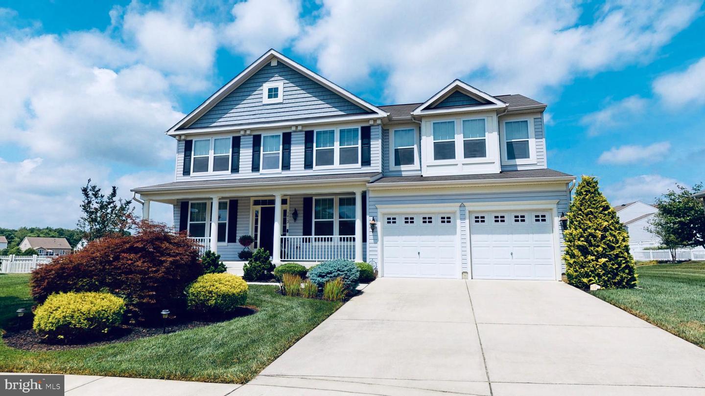 Single Family Homes pour l Vente à Aberdeen, Maryland 21001 États-Unis