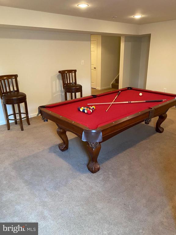 Great Rec Room - 15607 GREAT BRIDGE LN, CULPEPER