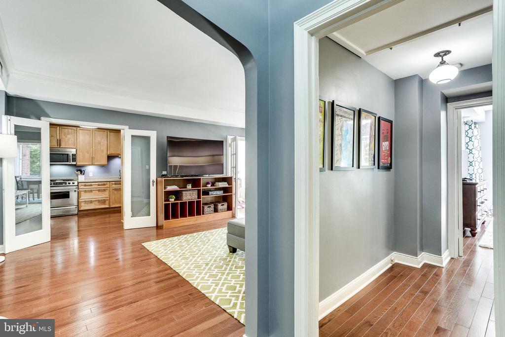 Foyer - 3601 CONNECTICUT AVE NW #118, WASHINGTON