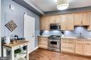 Kitchen - 3601 CONNECTICUT AVE NW #118, WASHINGTON