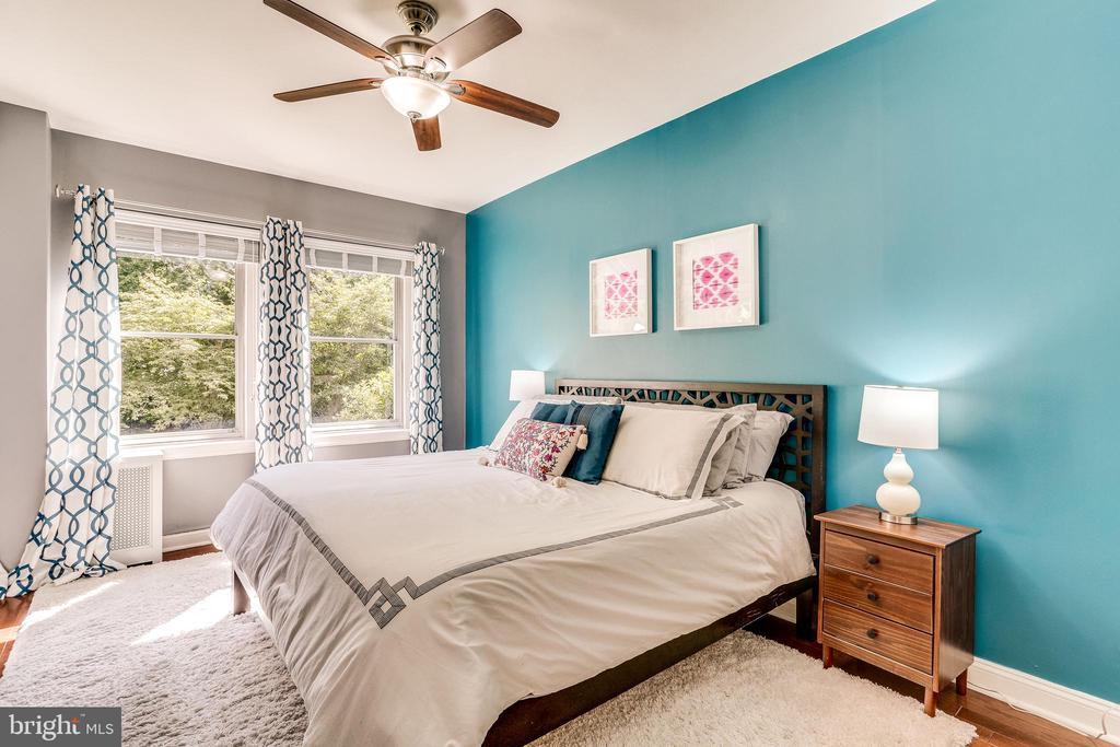 Master Bedroom - 3601 CONNECTICUT AVE NW #118, WASHINGTON