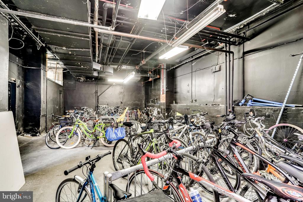 Bike Room - 3601 CONNECTICUT AVE NW #118, WASHINGTON