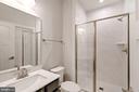Main level full bath - 17429 SPRING CRESS DR, DUMFRIES