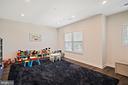 Bonus Room- play room upstairs - 17429 SPRING CRESS DR, DUMFRIES