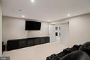 Media Room - 17429 SPRING CRESS DR, DUMFRIES