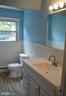 Renovated main level full bathroom View #2 - 4712 EDGEWOOD RD, COLLEGE PARK