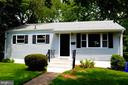 Front view of extensively renovated home - 4712 EDGEWOOD RD, COLLEGE PARK