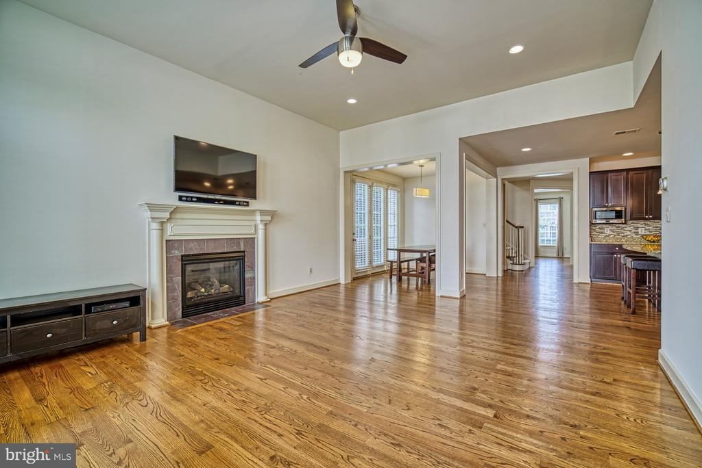 Perfect Space for Popcorn Parties! - 42439 MERIDIAN HILL DR, BRAMBLETON