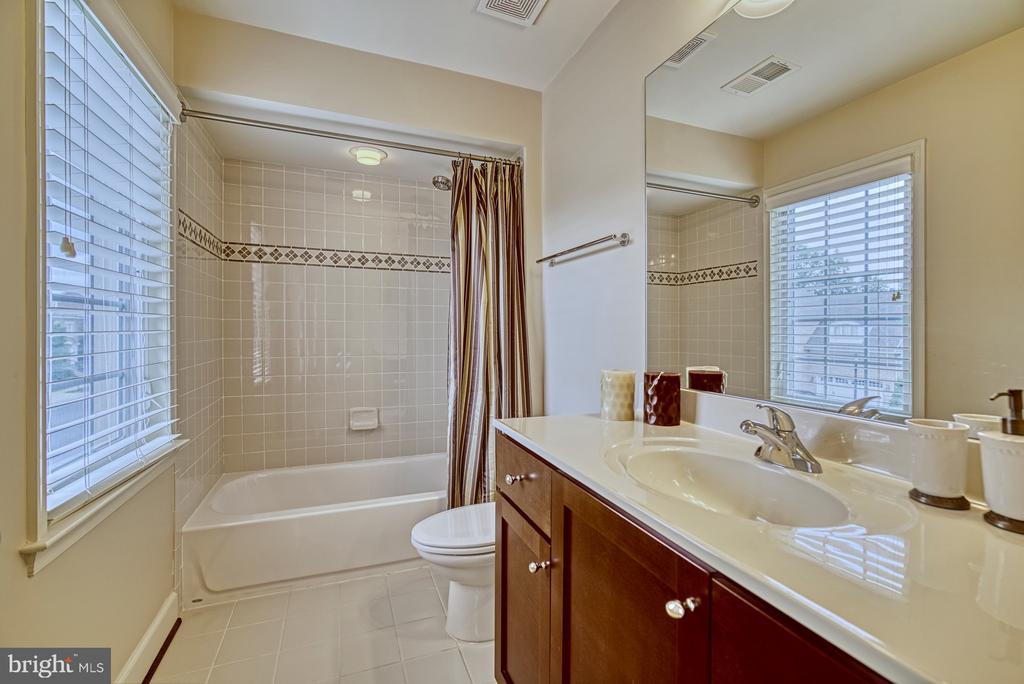 En-Suite Bathroom - 42439 MERIDIAN HILL DR, BRAMBLETON