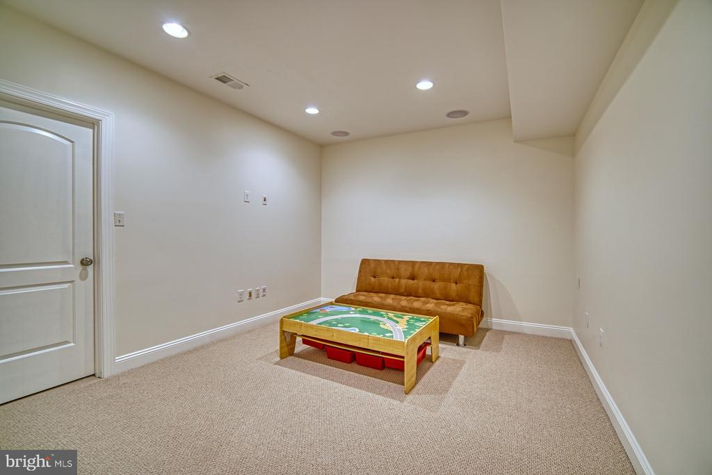Guest Space / Playroom / Home Gym - 42439 MERIDIAN HILL DR, BRAMBLETON