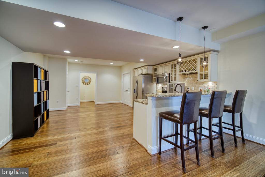 Exceptionally Well Finished Basement - 42439 MERIDIAN HILL DR, BRAMBLETON