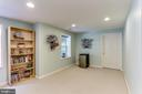 Rec Room- Perfect For Ping Pong Table! - 8728 HIDDEN POOL CT, LAUREL