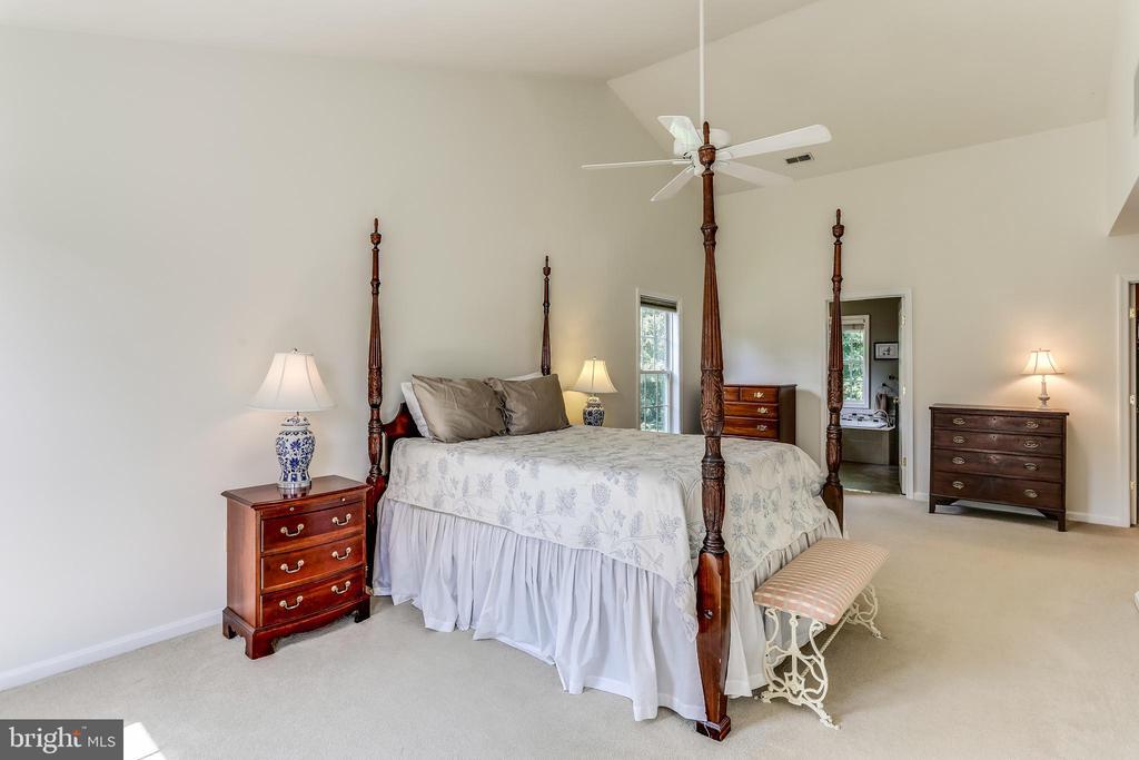 Ceiling Fan, Plush Carpeting - 8728 HIDDEN POOL CT, LAUREL