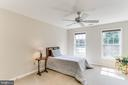 Bedroom #3- Plush Carpet - 8728 HIDDEN POOL CT, LAUREL
