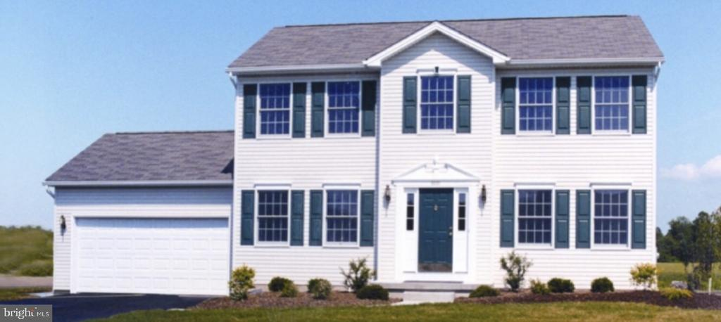 New build. Photo similar. - 45A LOUDOUN ST S, LOVETTSVILLE
