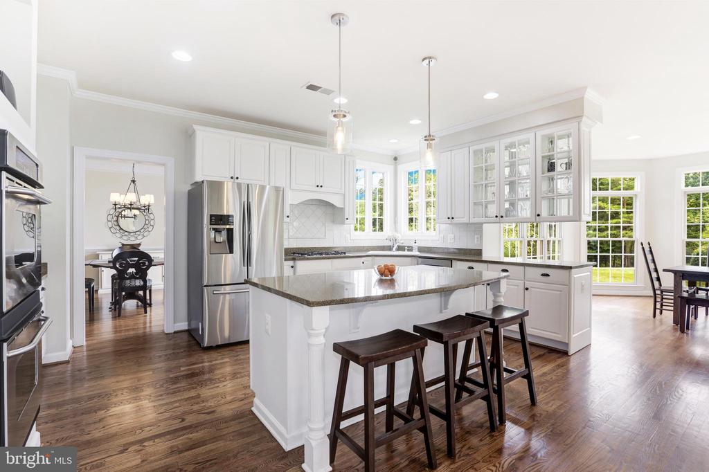 Upgraded Island - 43246 PARKERS RIDGE DR, LEESBURG
