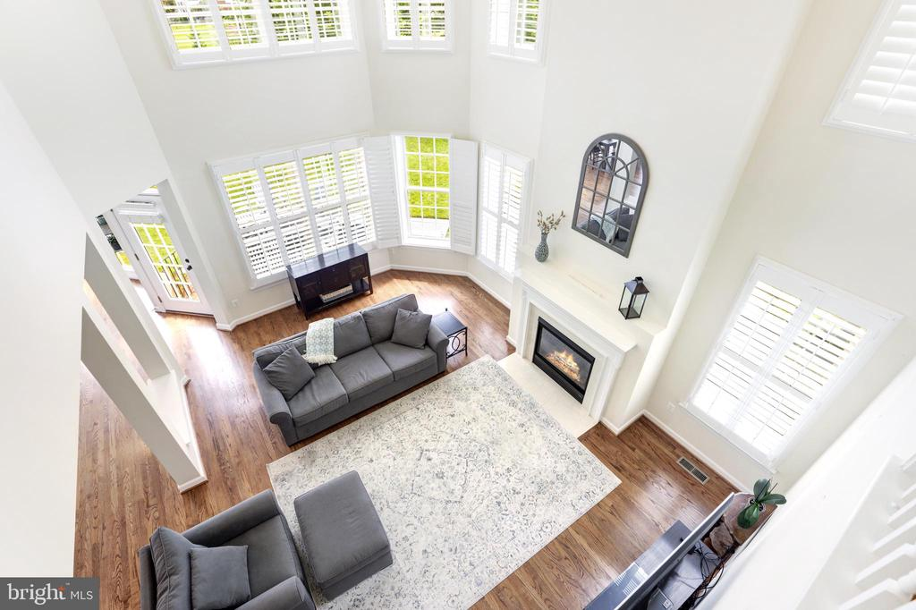 2nd Floor View (Family Room) - 43246 PARKERS RIDGE DR, LEESBURG