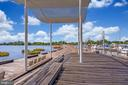 perfect for a picnic on the pier - 45 SUTTON SQ SW #1104, WASHINGTON