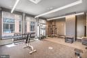 State of the art Gym for residents - 45 SUTTON SQ SW #1104, WASHINGTON