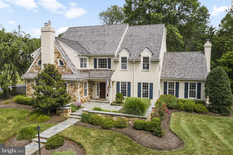Single Family Homes için Satış at Malvern, Pennsylvania 19355 Amerika Birleşik Devletleri