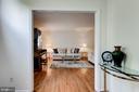 Formal Living Room - 10303 WAVERLY WOODS DR, ELLICOTT CITY