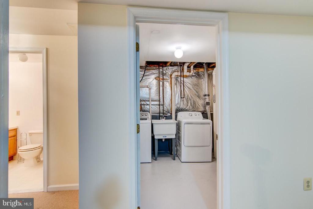 Laundry Room - 10303 WAVERLY WOODS DR, ELLICOTT CITY