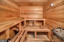 Your own SAUNA!! - 19 TALL TREE LN, FREDERICKSBURG