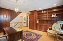 Built-ins and closet for office supplies - 2747 N NELSON ST, ARLINGTON