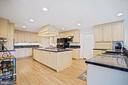 Huge kitchen is an entertainer's delight - 2747 N NELSON ST, ARLINGTON