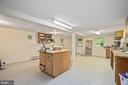 Hobby room/work shop with outside access - 2747 N NELSON ST, ARLINGTON