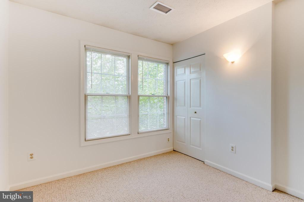 One of the other two bedrooms - 8873 OLD SCAGGSVILLE RD, LAUREL